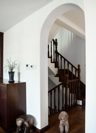 60平米美式风格走廊效果图