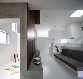 3万以下140平米别墅北欧风格客厅设计图