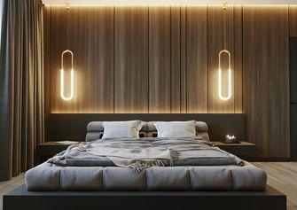 100平米工业风风格卧室设计图