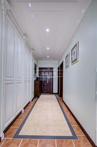 140平米四室四厅美式风格走廊欣赏图