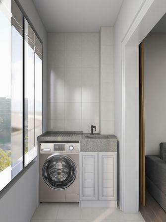 40平米小户型现代简约风格阳台欣赏图
