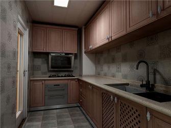 5-10万100平米中式风格厨房图片大全