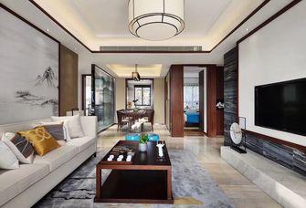富裕型140平米三室两厅中式风格客厅装修效果图