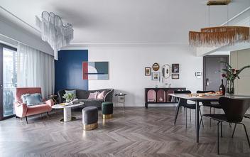 富裕型140平米四法式风格餐厅效果图