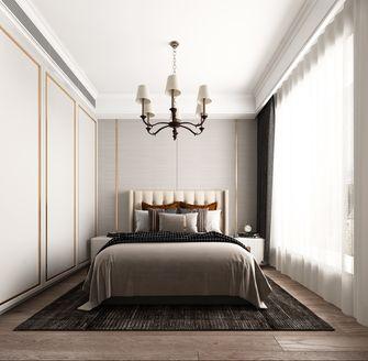 经济型140平米四室三厅美式风格卧室设计图