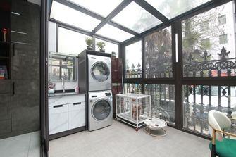 豪华型110平米三室两厅混搭风格阳光房欣赏图