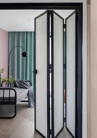 5-10万110平米三室两厅北欧风格阳光房欣赏图