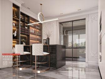 豪华型140平米别墅法式风格书房装修案例