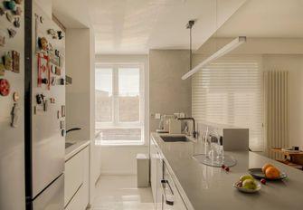 80平米中式风格厨房装修案例