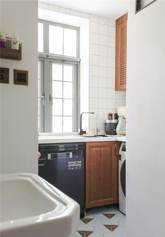 5-10万50平米公寓北欧风格厨房图片