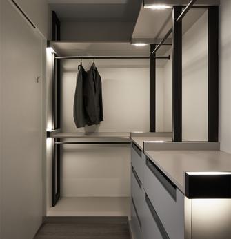 富裕型140平米三室两厅混搭风格衣帽间效果图