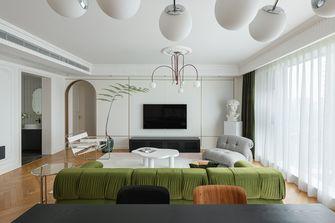 130平米三法式风格客厅效果图