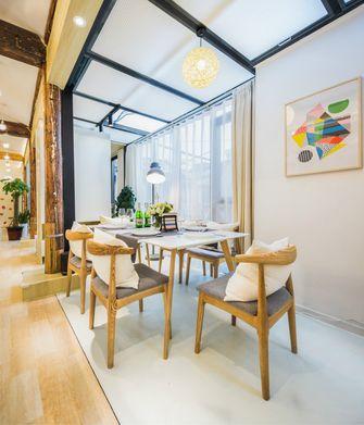 5-10万三日式风格餐厅装修图片大全
