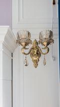 140平米复式欧式风格客厅欣赏图