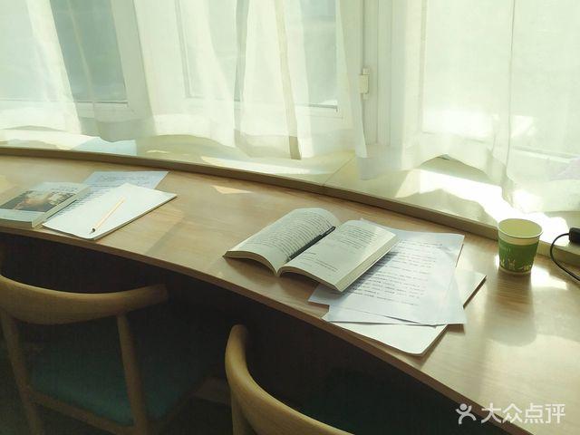 安静共享自习室