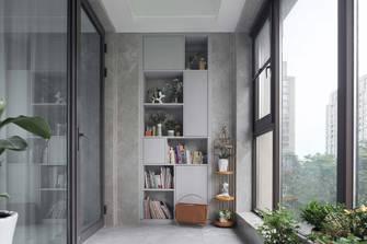 130平米三室两厅欧式风格阳台效果图