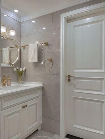 140平米三美式风格卫生间装修案例