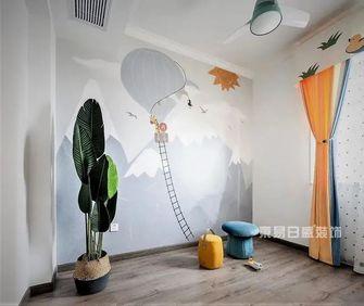 100平米三北欧风格青少年房欣赏图