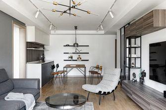 经济型90平米一室一厅混搭风格客厅图片