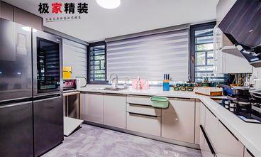 120平米混搭风格厨房设计图