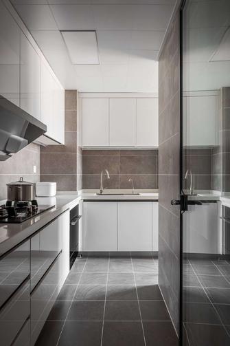 90平米港式风格厨房装修效果图
