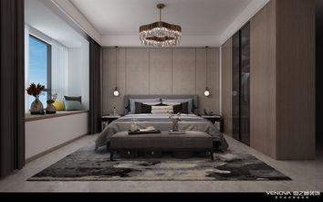 140平米四室四厅现代简约风格卧室装修效果图