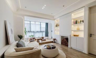 5-10万80平米三室两厅中式风格客厅效果图