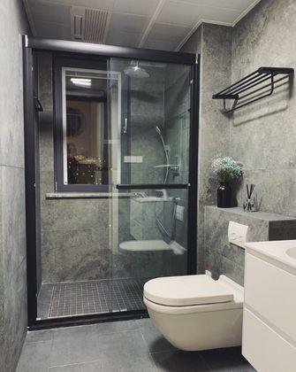 豪华型140平米四室一厅现代简约风格卫生间效果图