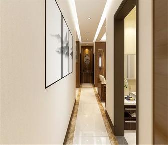 90平米三中式风格走廊图片大全