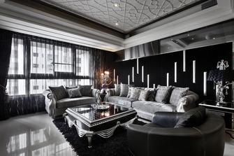 三新古典风格客厅图片大全