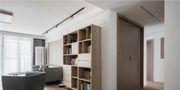 15-20万140平米三室两厅日式风格书房装修效果图