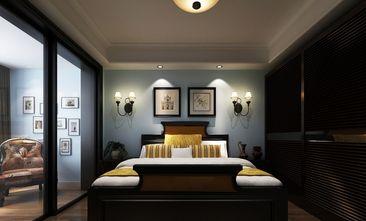 豪华型140平米四美式风格卧室装修效果图