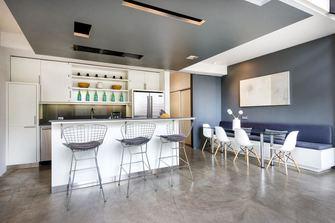 10-15万60平米复式北欧风格餐厅图片