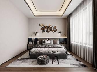豪华型140平米四室两厅现代简约风格卧室装修图片大全