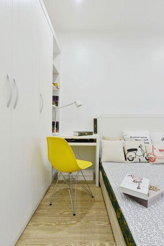 20万以上三室两厅田园风格卧室装修效果图