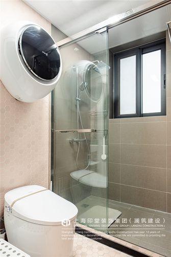 20万以上120平米三室两厅混搭风格卫生间效果图