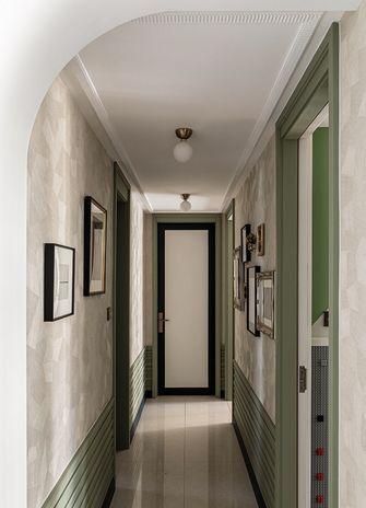 120平米三新古典风格走廊装修效果图