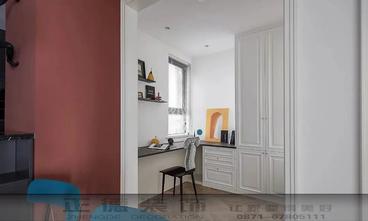 70平米三室两厅欧式风格书房图片