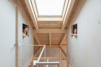 110平米三日式风格客厅欣赏图