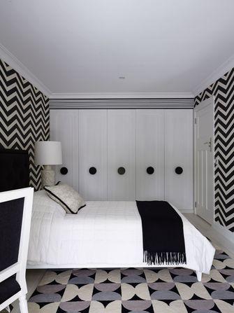 140平米欧式风格卧室图