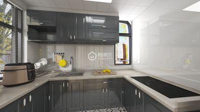 90平米四室两厅北欧风格厨房图片