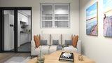 经济型60平米公寓轻奢风格客厅图