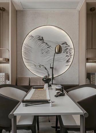 豪华型140平米四室两厅中式风格餐厅设计图