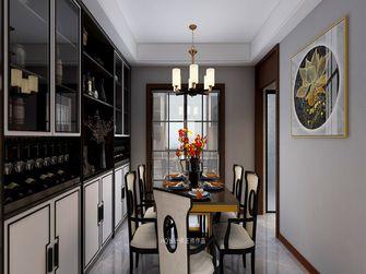 富裕型140平米四室两厅新古典风格餐厅图