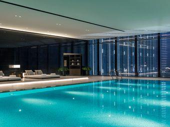 长沙尼依格罗酒店游泳池