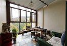 豪华型140平米别墅美式风格阳光房效果图