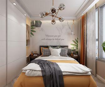 20万以上140平米四北欧风格卧室装修图片大全