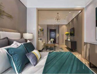10-15万60平米公寓混搭风格卧室装修案例