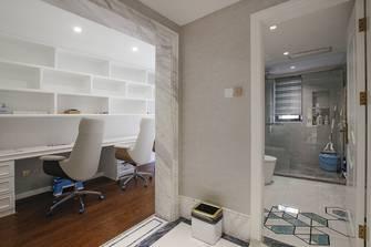 20万以上140平米别墅法式风格书房设计图