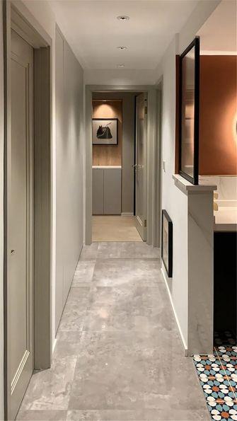 富裕型120平米三室两厅混搭风格走廊效果图